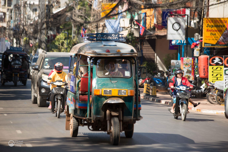 Vientiane Tuktuk