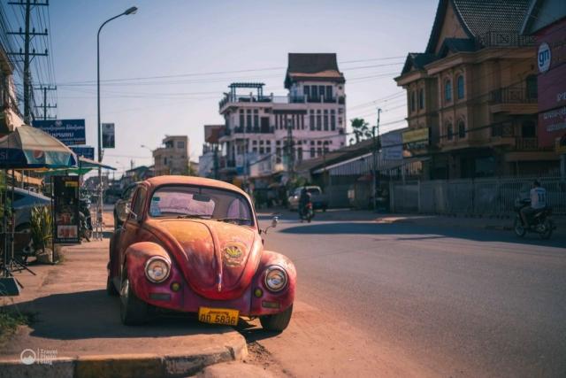 Vientiane VW Beetle