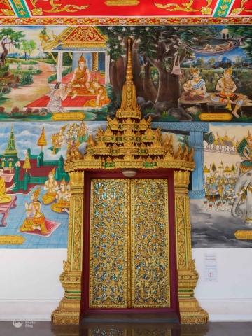Vientiane Wat Inpeng Temple